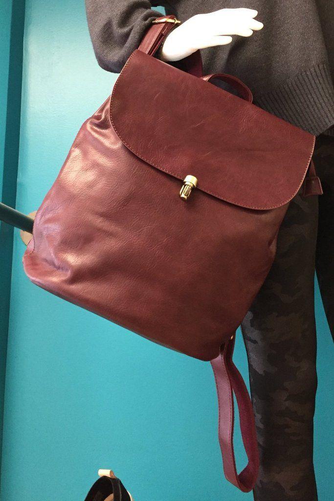 joy susan faux leather