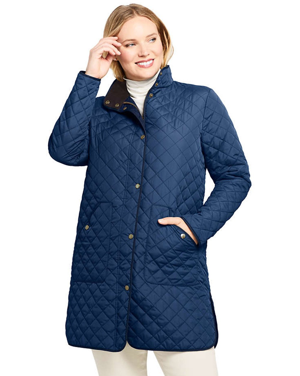 lands end vegan jacket