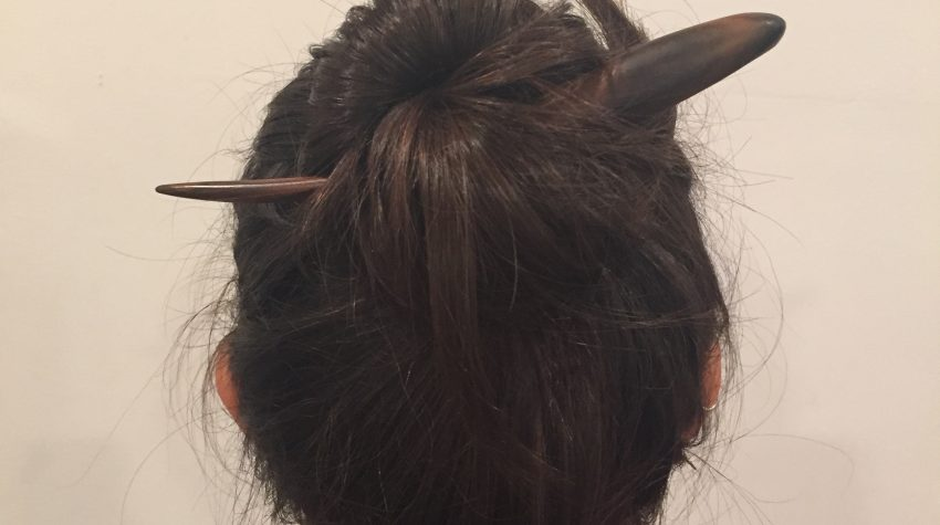 Wooden Hair Sticks: Your New Favorite Hair Accessory