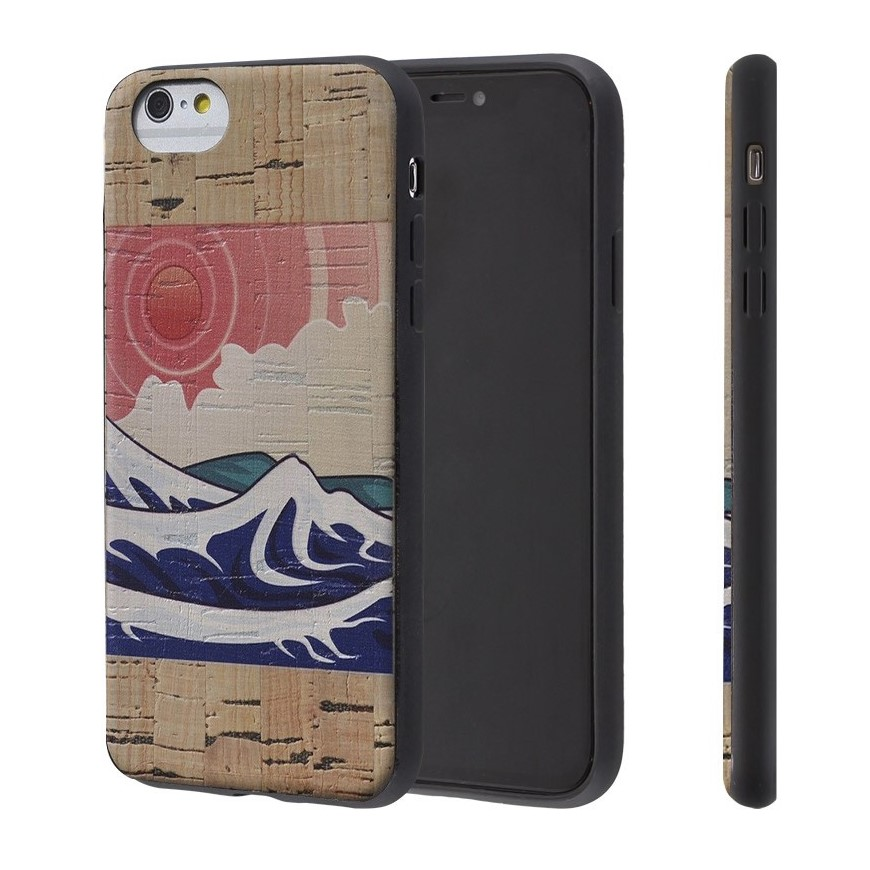 reveal cork phone case