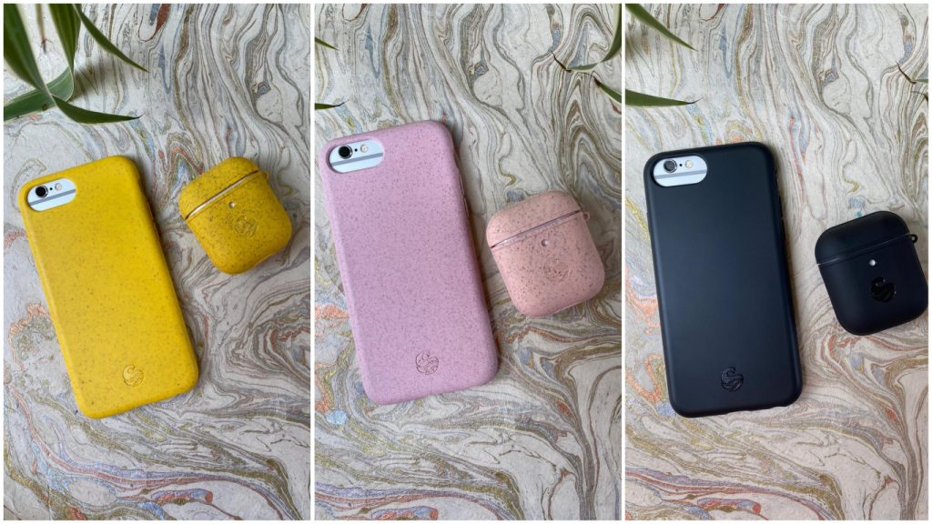 wave biodegradable cases